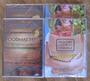 Food Matters DVD Giveaway!
