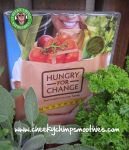 Hungry For Change DVD Giveaway