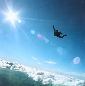 Why I Swapped Quilting for Skydiving