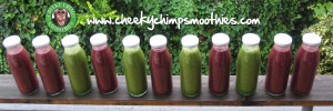 Iron Boosting Green Smoothies