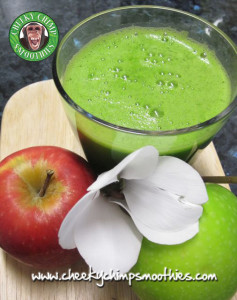 Cholesterol & Green Smoothies