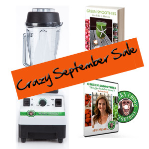 Crazy September Sale